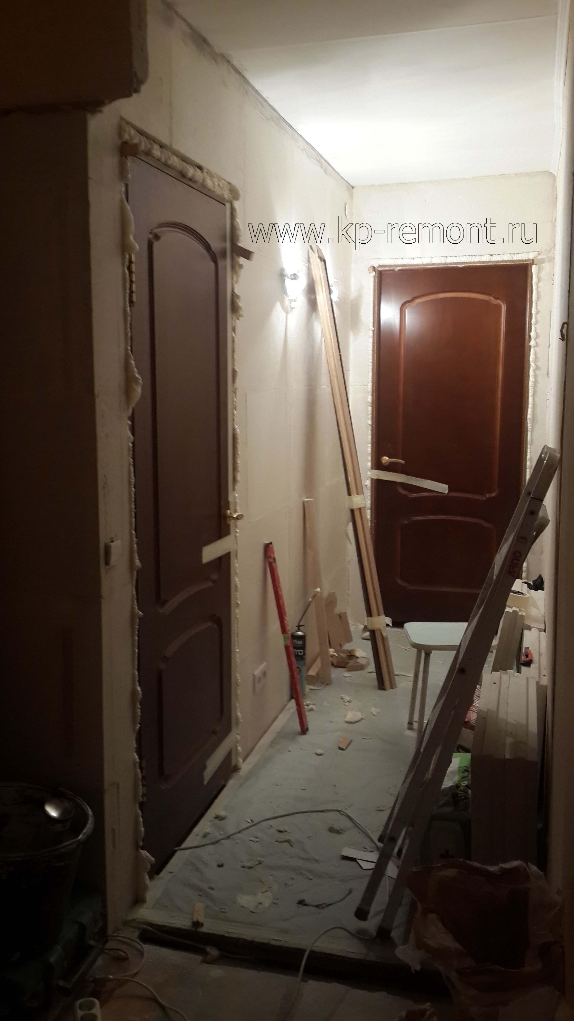 Эталон-ремонт: Ремонт сталинки в Санкт